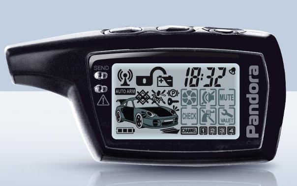 """""""Пандора 3210"""" (автосигнализация): обзор, отзывы, инструкции"""
