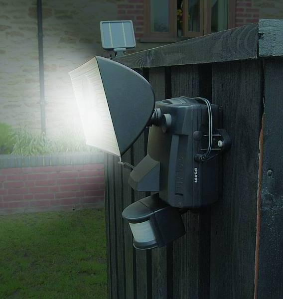 настольная лампа на солнечных батареях