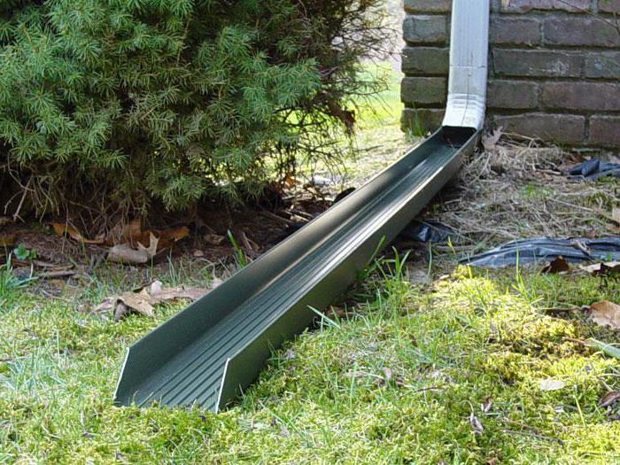 система очистки ливневой канализации