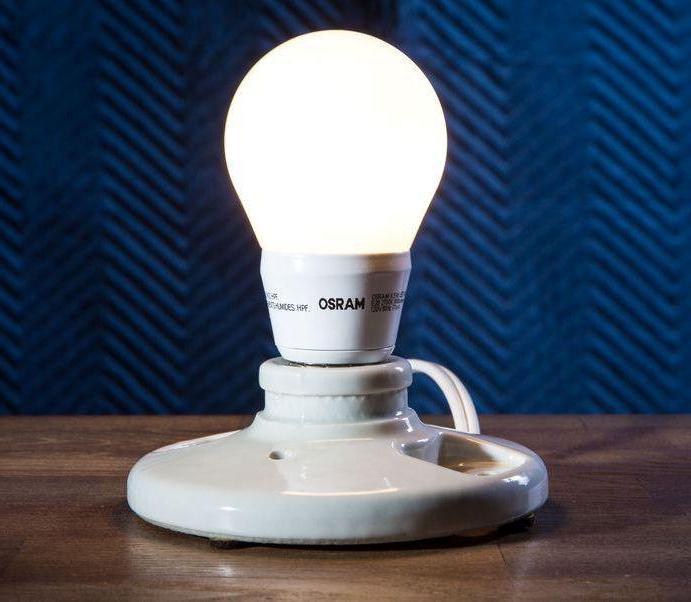 led лампочки e27