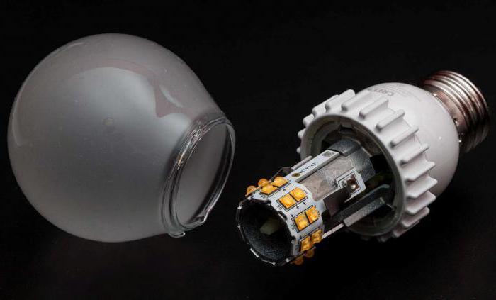 лампочки светодиодные 220в