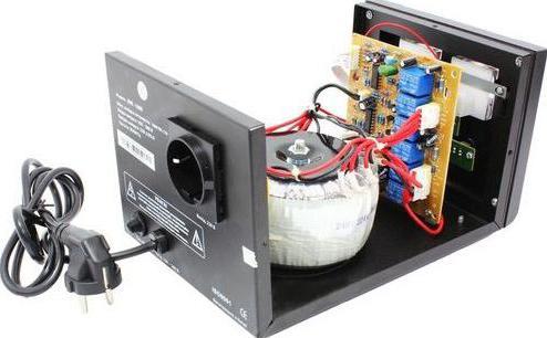 инверторный стабилизатор напряжения 220в