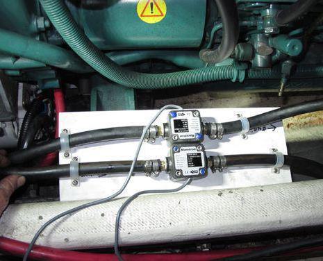 расходомер дизельного топлива
