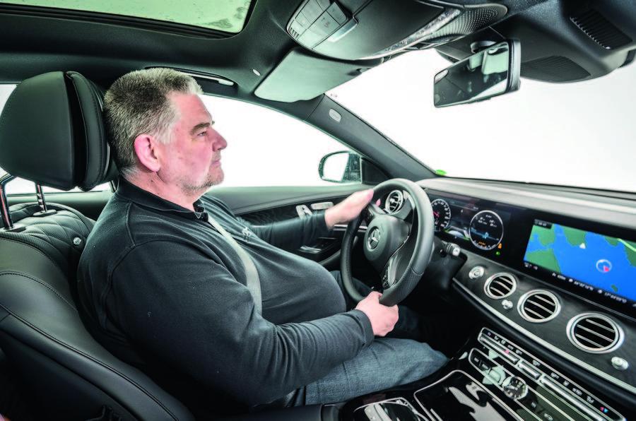 Вождение автомобиля с системой ESC