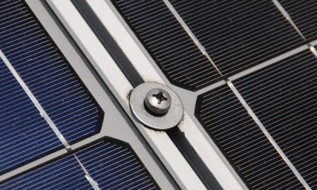 Конструкция солнечных батарей