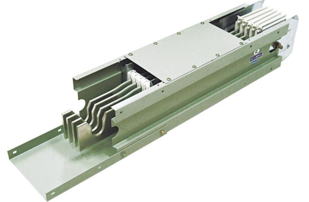 Сегмент электротехнического шинопровода