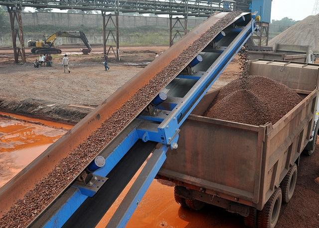 Горнодобывающий промышленный транспорт