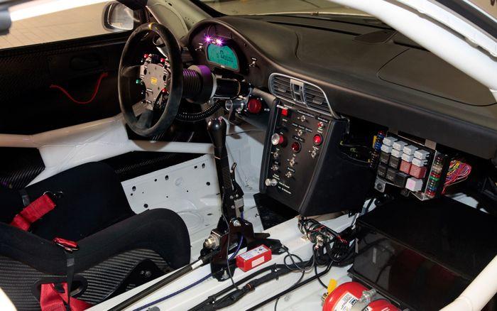 Кулачковая коробка передач спорткара