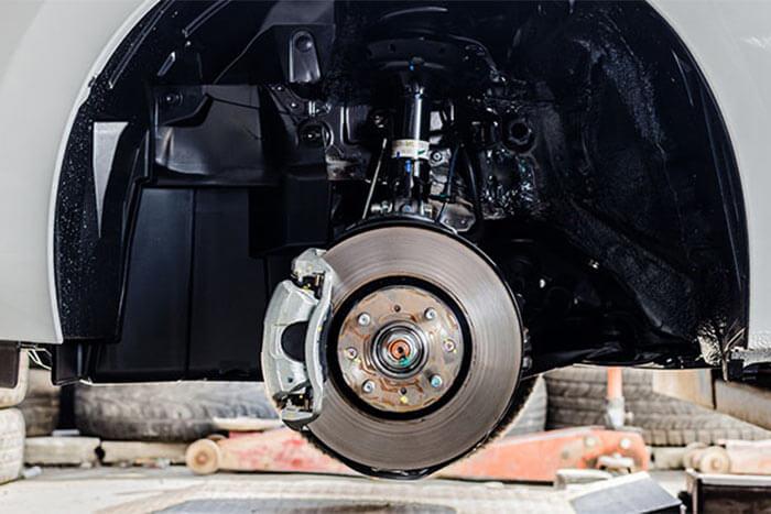 Контроль тормозной системы автомобиля