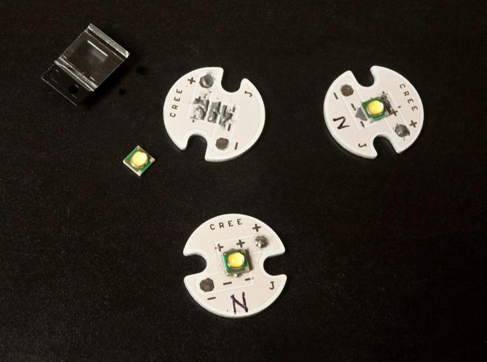 Soldering SMD LEDs