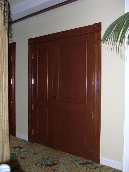 Входные двери шумоизоляционные