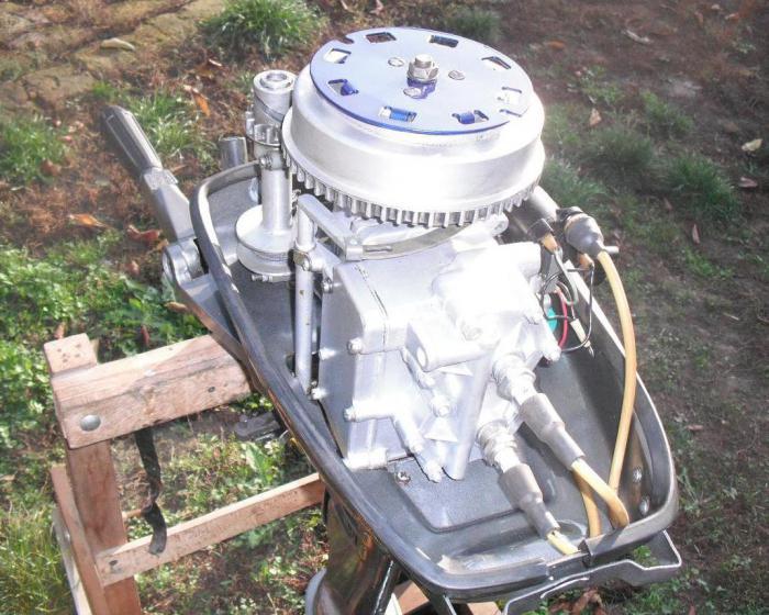 характеристики мотор ветерок 8