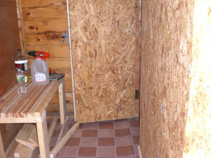 как сделать теплый бетонный пол в бане