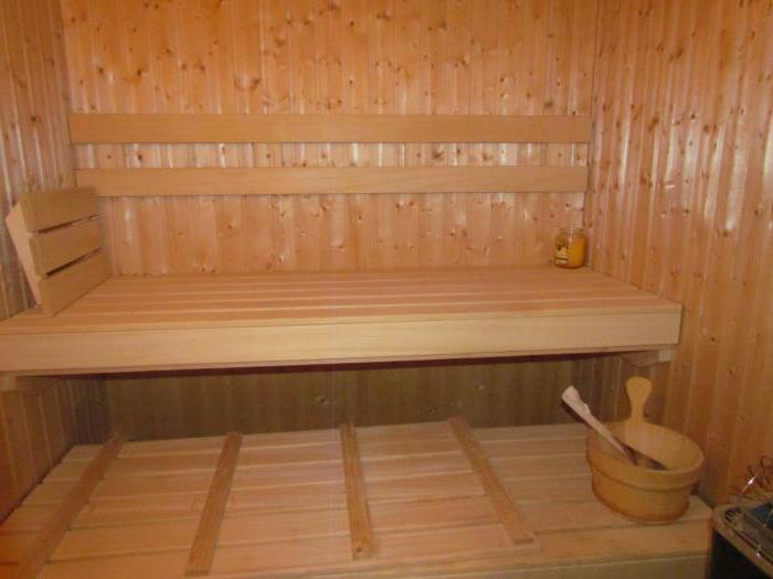 баня сборно щитовая