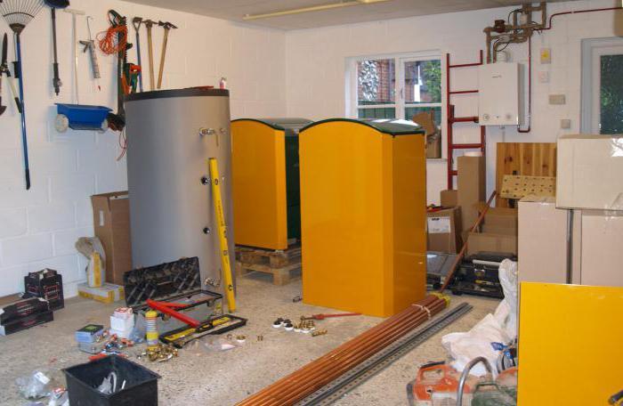Что такое парапетный газовый котел