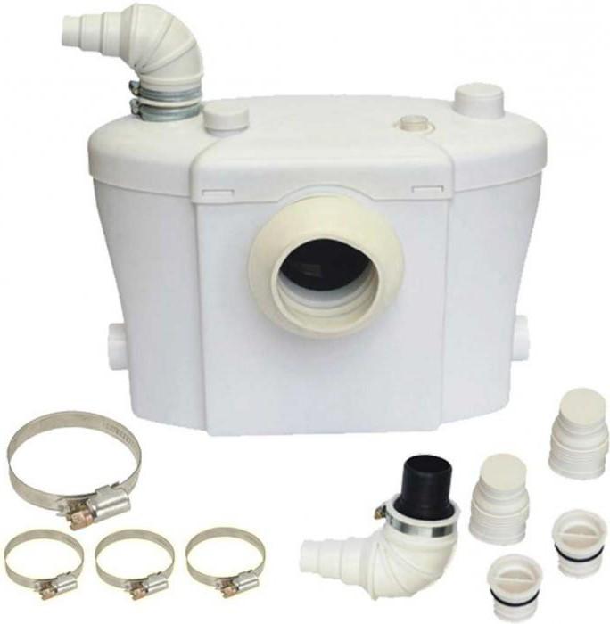 насос измельчитель для напорной канализации