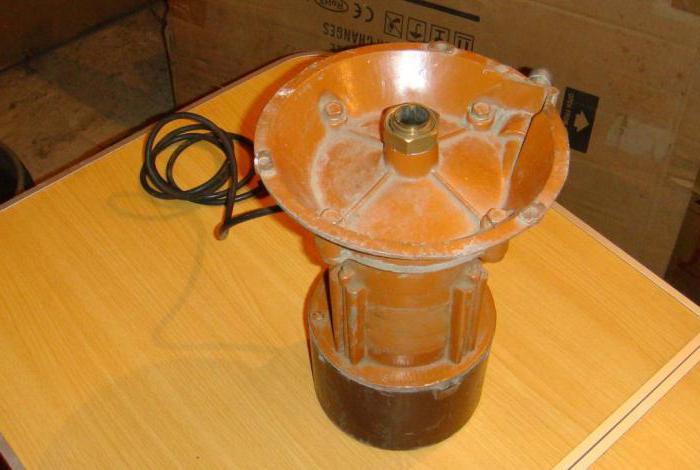 насос для воды агидель
