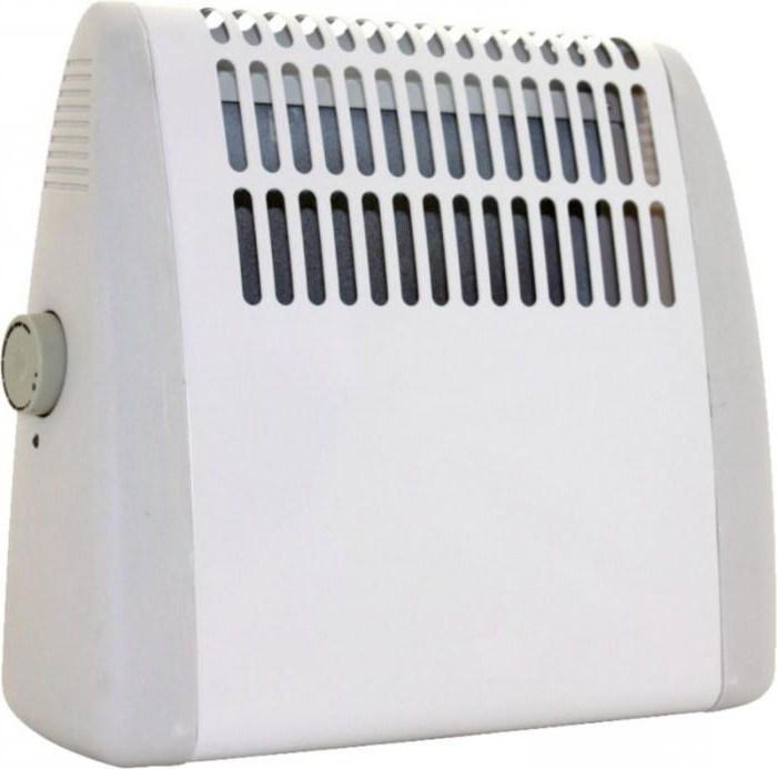 Электрическая система отопления гаража