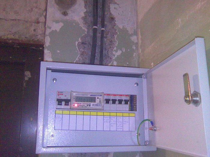 Схемы электропроводки в квартире