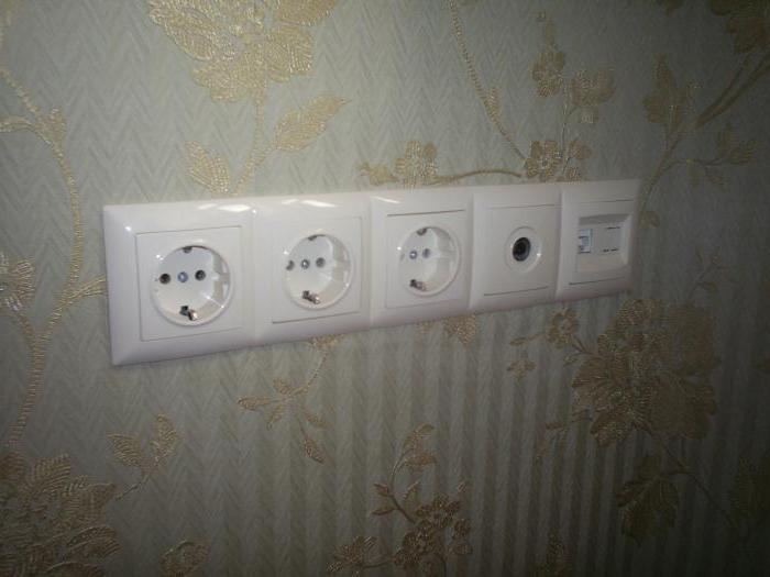 Разводка электропроводки в квартире схема