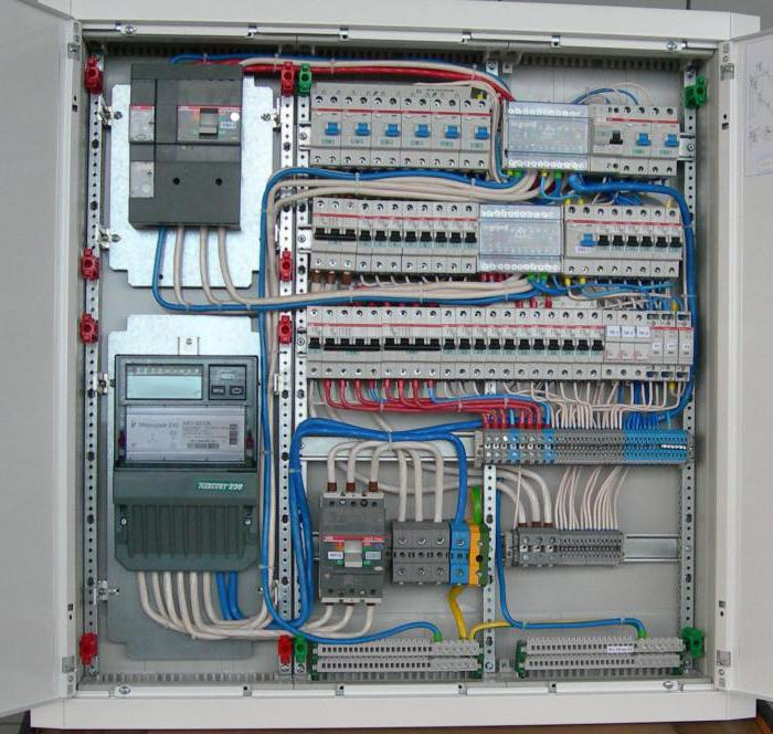 проводка в доме своими руками схема подключения