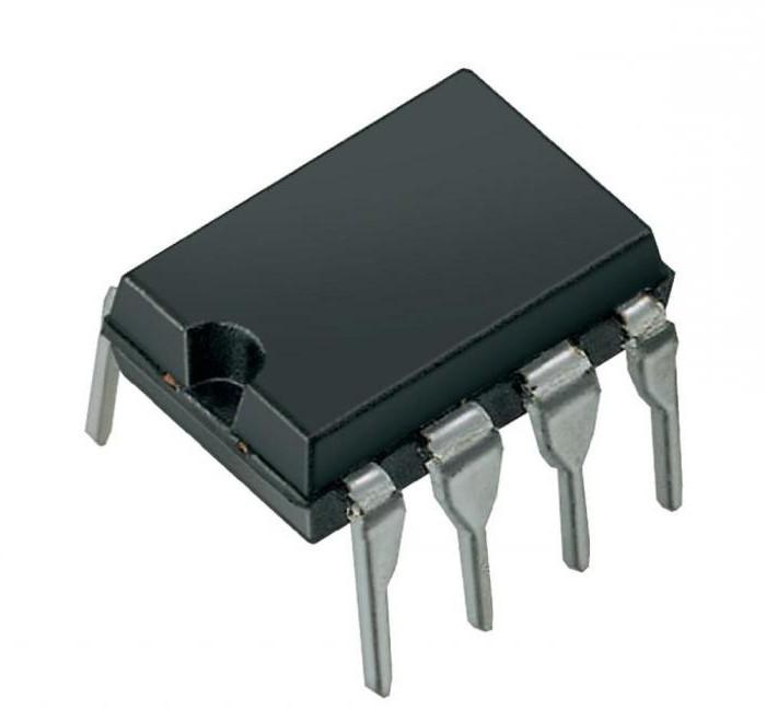 схема усилителя тока на операционном усилителе