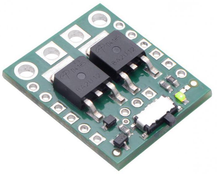 Что такое полевой транзистор фото - 7585