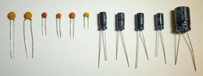 радиодетали обозначения на схеме