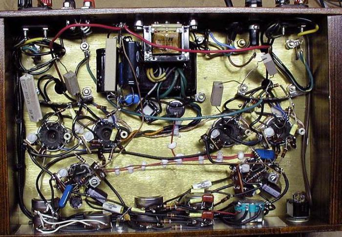 лампово транзисторные усилители своими руками