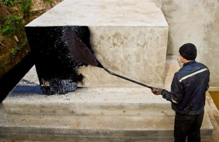 Как правильно делать гидроизоляцию стен