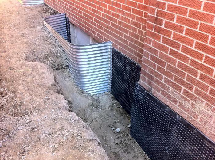 Стен квартир гидроизоляция