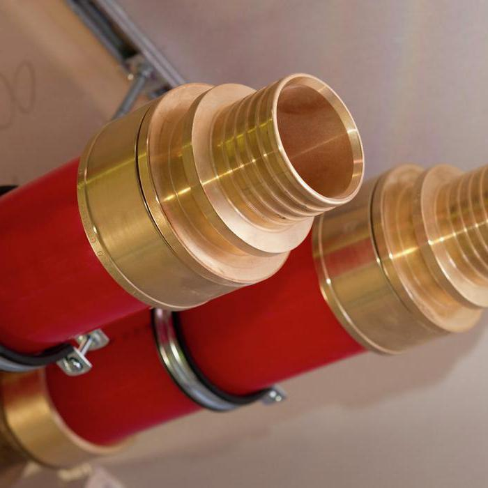монтаж труб рехау без специнструмента