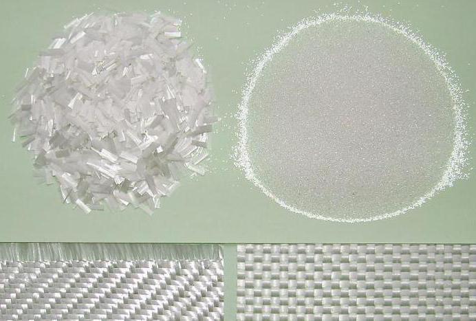 стеклоткань свойства характеристики