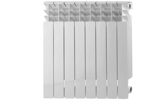 биметаллические радиаторы отопления рейтинг