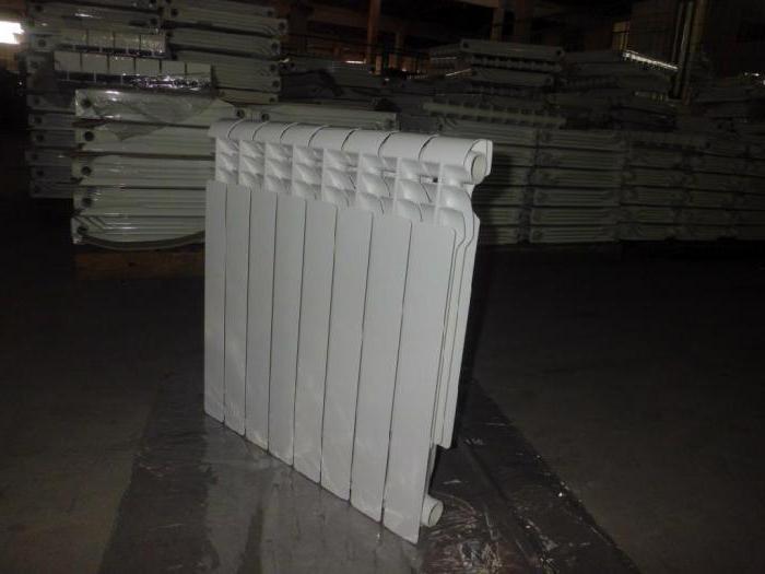 рейтинг биметаллических радиаторов отопления для дома