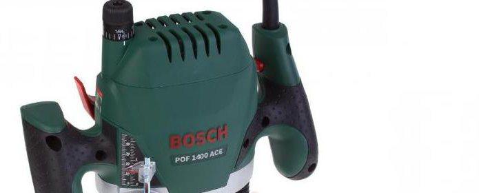 фрезер bosch pof 1400 ace отзывы