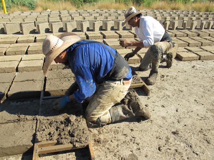 Как сделать кирпичи из песка 430
