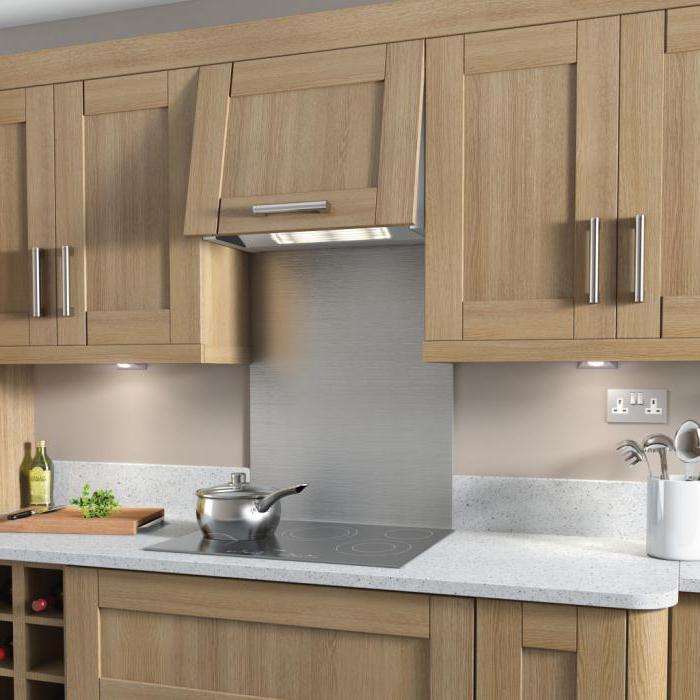 встроенная кухонная вытяжка 60
