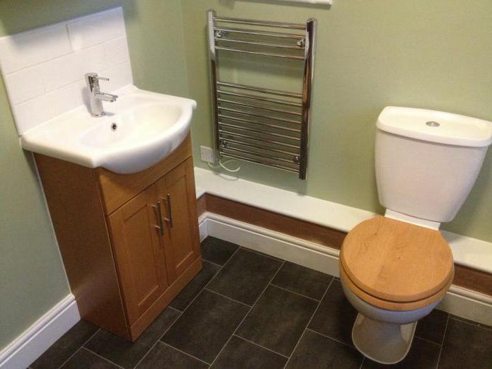 ванная комната короб для труб