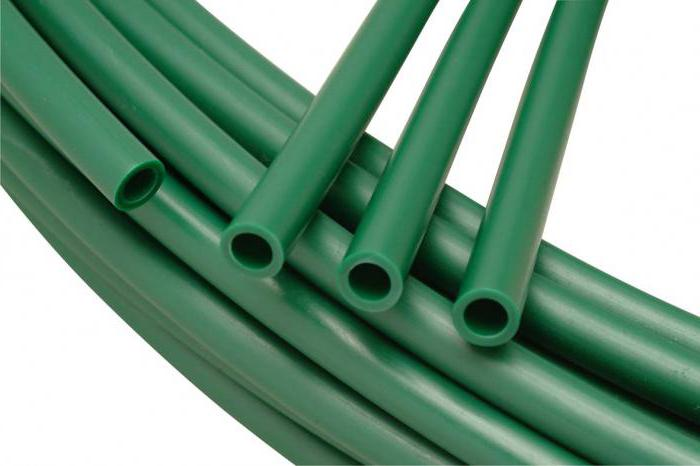 виды стальных труб
