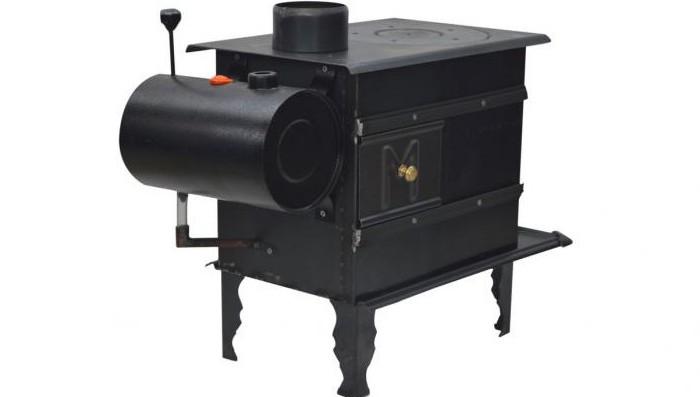 дизельная печка для гаража