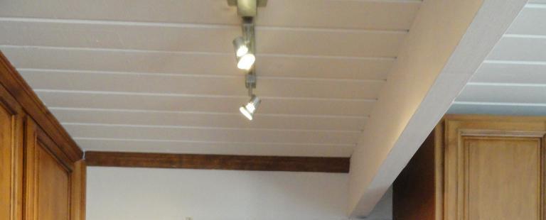 rack ceiling bathroom