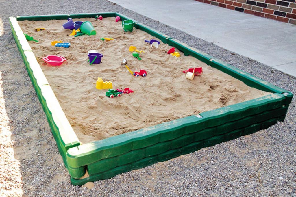 Детские песочницы своими руками фото 24