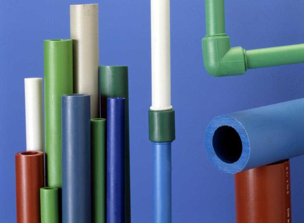 pipes for water supply in the country