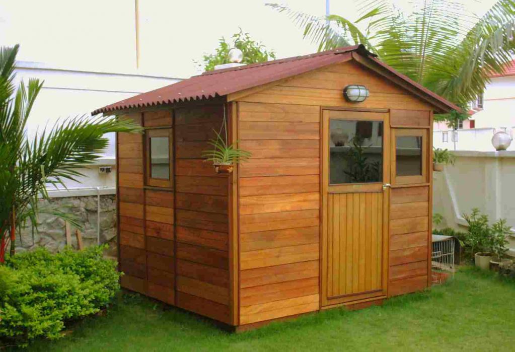 DIY cabin 3 by 6