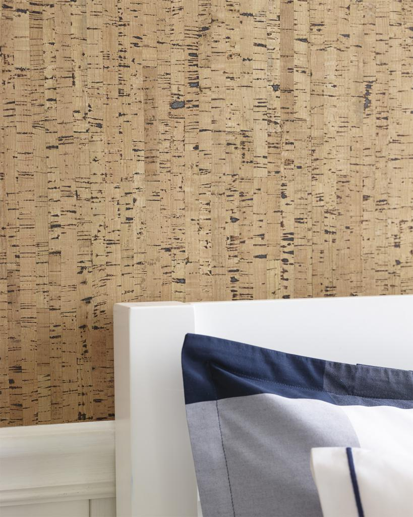 is it possible to glue the cork on the wall