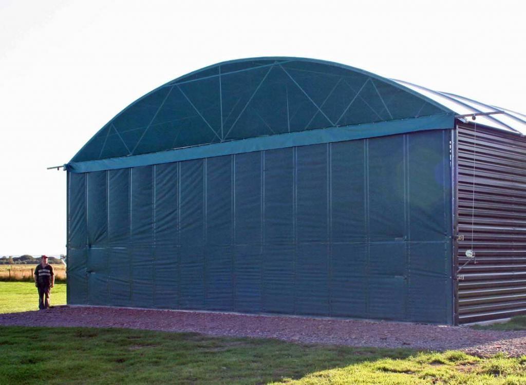 how to build a hangar with your own hands