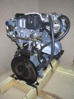 Установка двигателя 2112 в классику