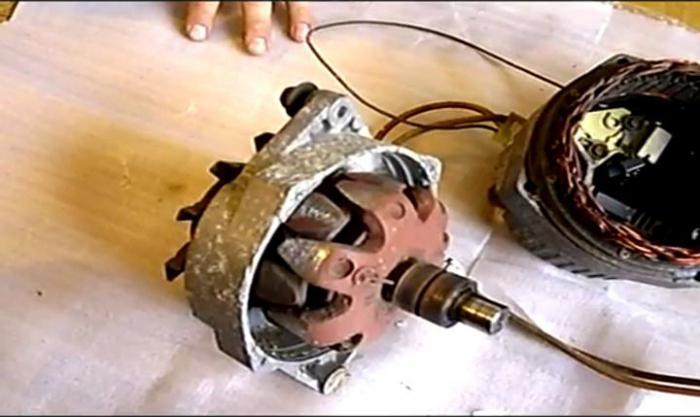 генератор ваз 2109 карбюратор