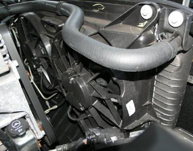 система охлаждения ваз 2106 схема